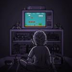 infância que não volta mais