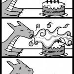 dragoes n podem