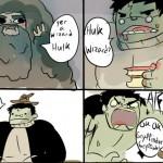 hulk fosse pra hogwarts