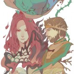 game of thrones estilo anime