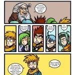 acontece nos melhores RPGS