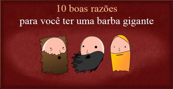 10 boas razões