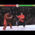 Se o Van Damme estivesse em Mortal Kombat