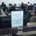 não assuste os programadores