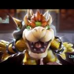 Como seria um jogo do Mario em primeira pessoa