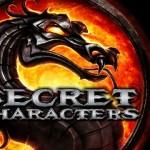 Personagens secretos rejeitados de Mortal Kombat