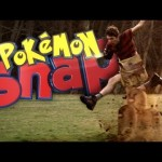 Pokemon Snap na vida real