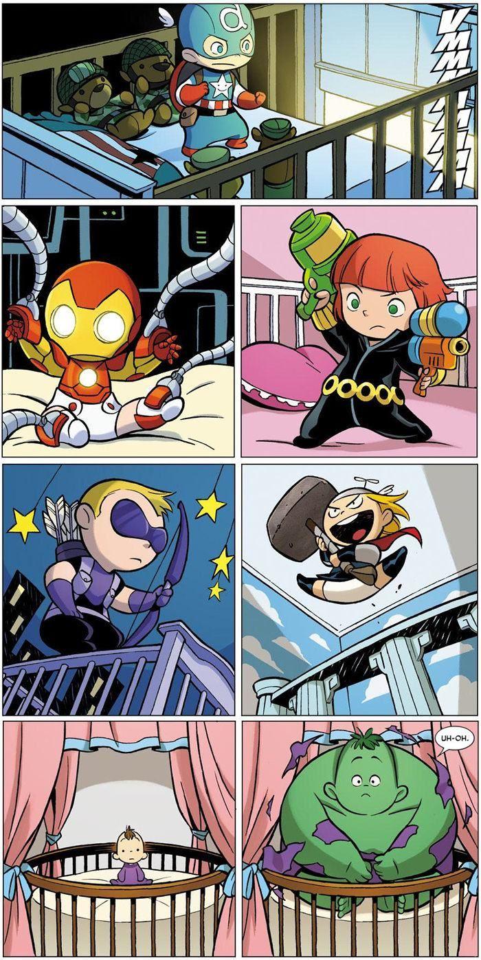 bb avengers