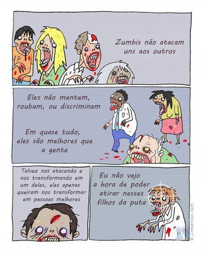 zombies d