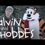 Se Calvin & Haroldo ganhassem um filme