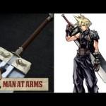 Finalmente foi feito: FORJARAM A BUSTER SWORD DO CLOUD