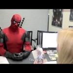 Deadpool está a procura de trabalho
