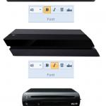 0 consoles