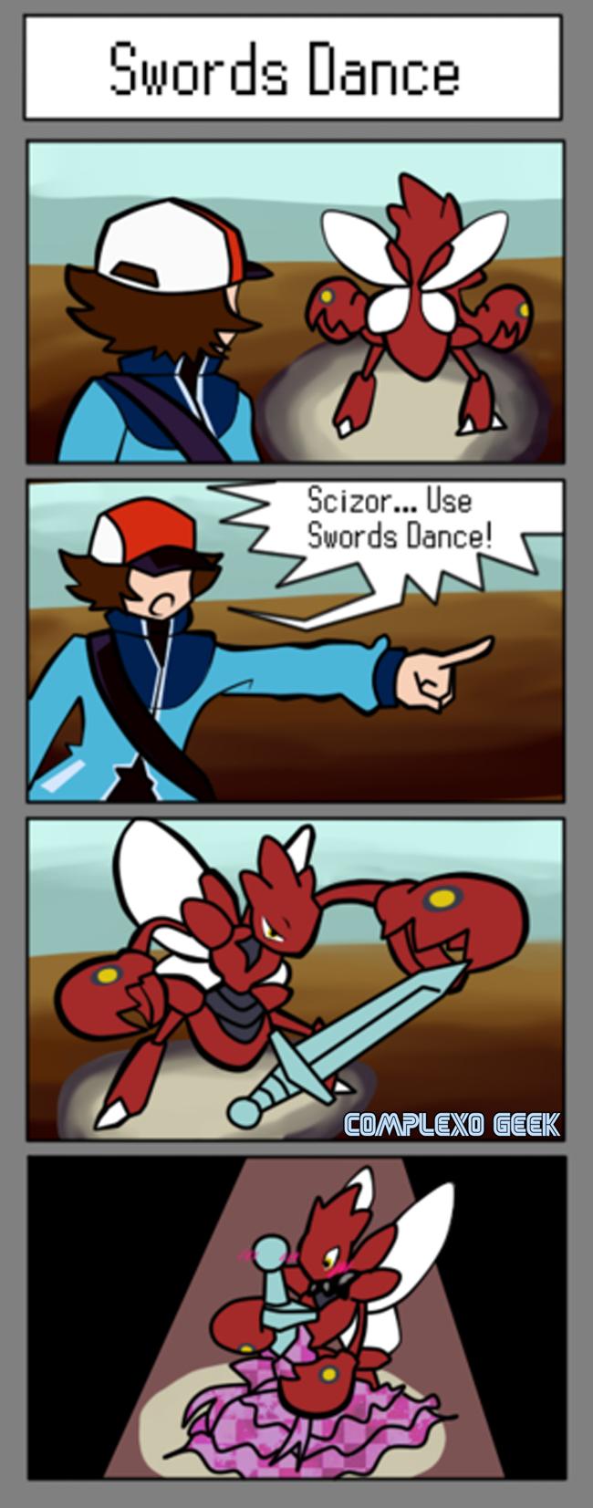 0 sword dance