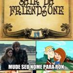 0 SAIR DA FRIENDZONE