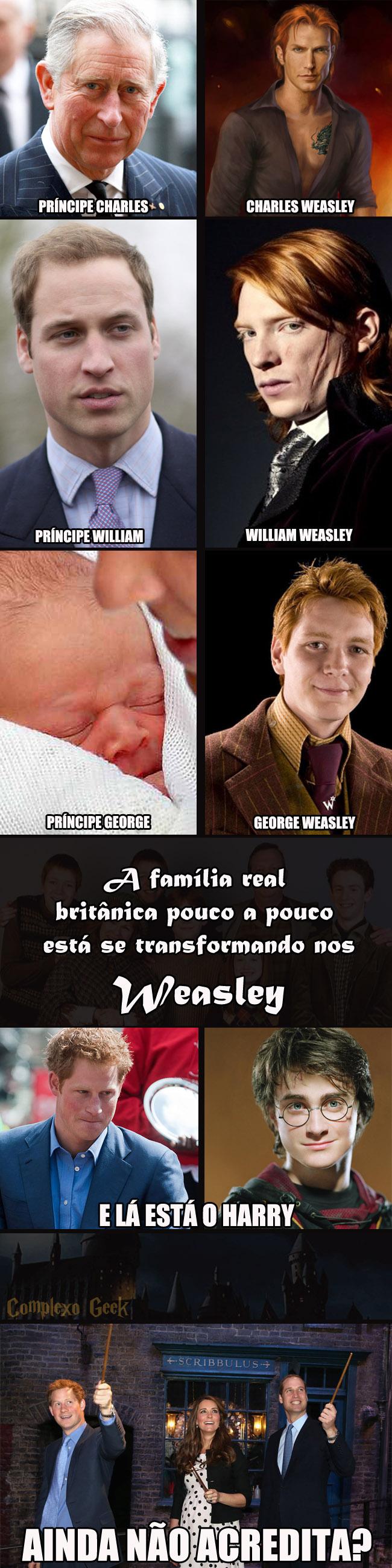 0 eles são os weasley 2