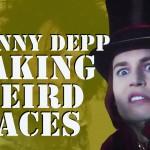 As melhores caretas de Johnny Depp