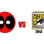 Deadpool na Comic Con