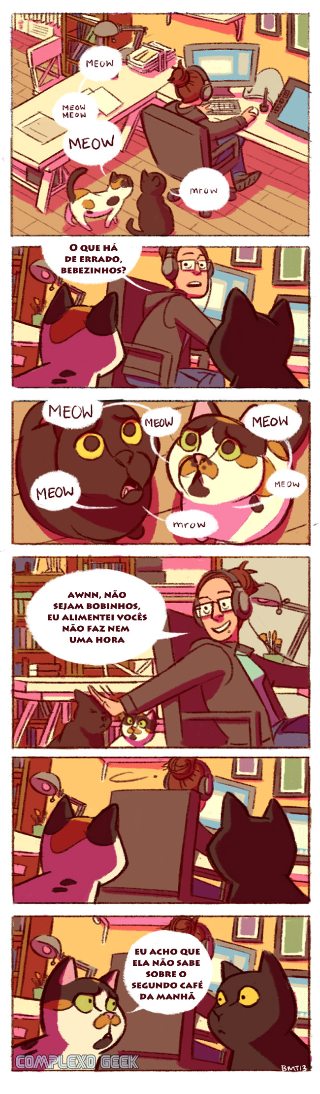 0 gatos sao hobbits