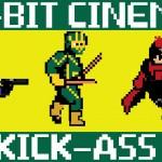 Como Kick-Ass seria se fosse um jogo de NES