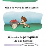 0 a preguiça