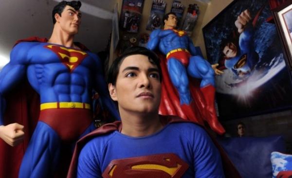 0 a superman fan