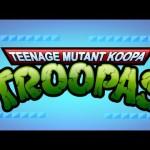 O que acontece se você misturar Tartarugas Ninjas e Super Mario Bros.