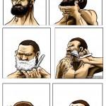 0 a barba