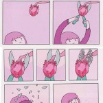 0 a heart