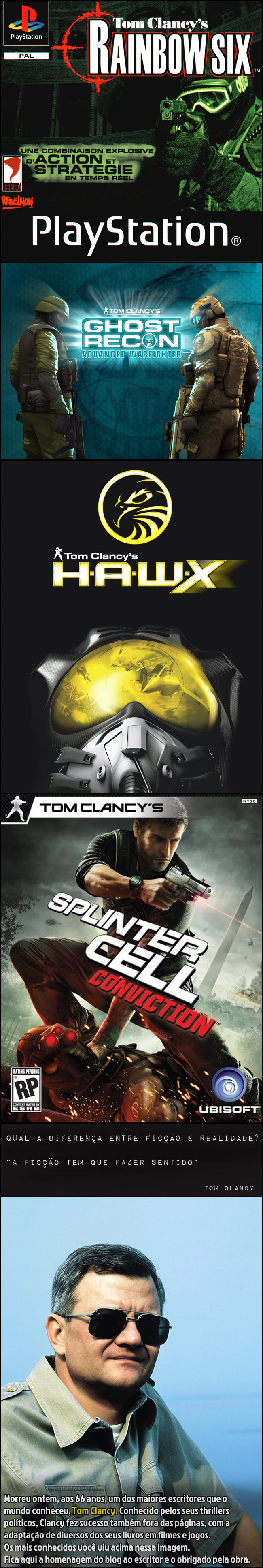 0 a tom clancy