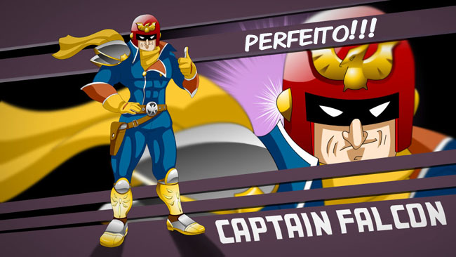 0 a captain falcon