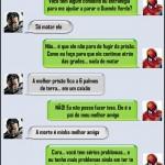 0 a homem aranha