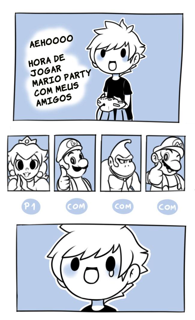 0 a mario party