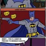 0 a novo batman
