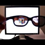Como fazer um monitor onde só você enxerga o que está nele