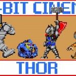 E se Thor fosse um jogo de Super Nintendo