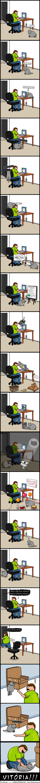 Cat vs Internet