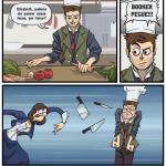Não se pode cozinhar em Bioshock
