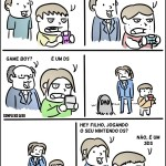 Pais não sabem a diferença
