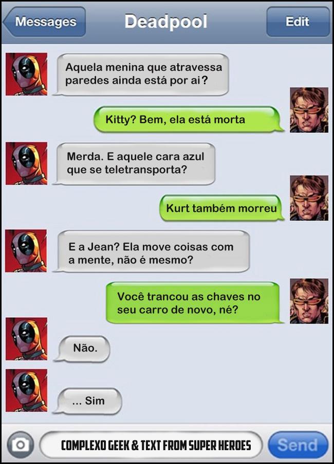 Deadpool Cadrro