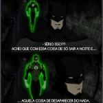 O que o Batman precisa