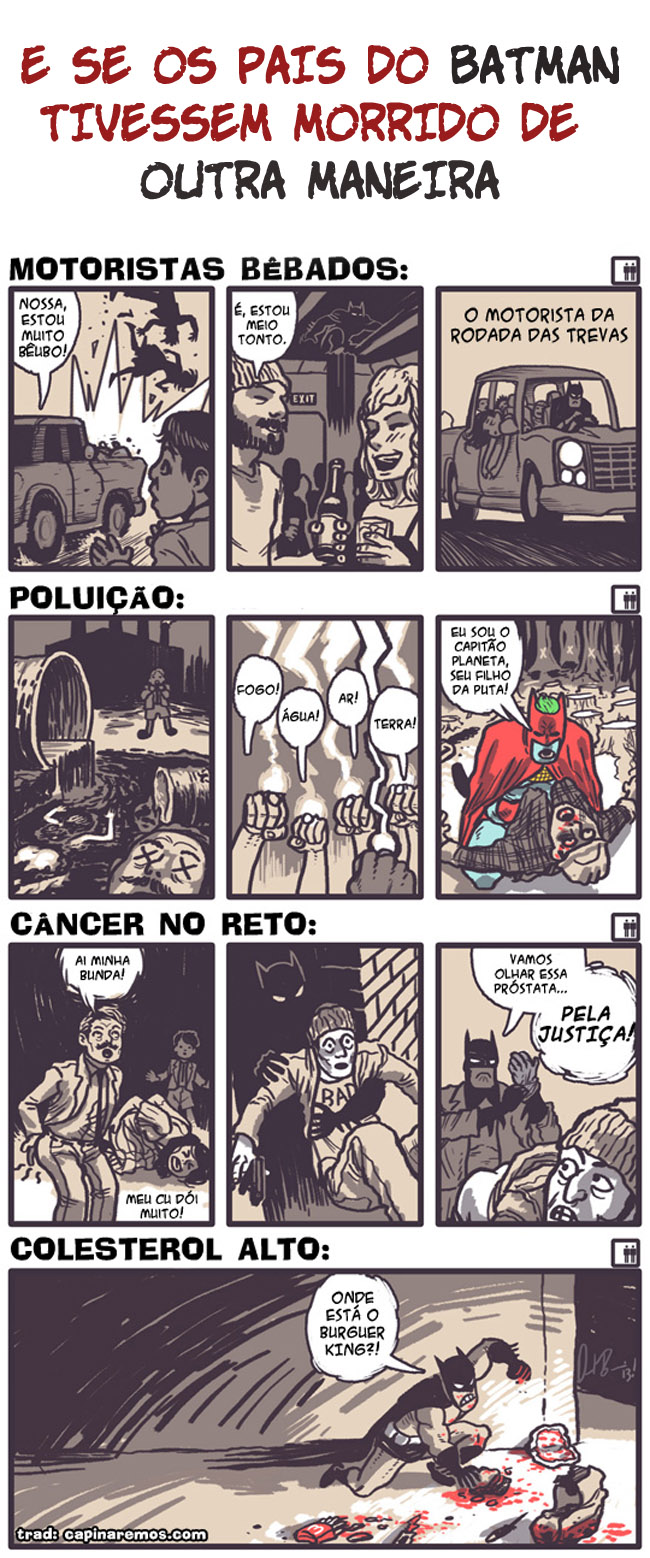 Pais do Batman