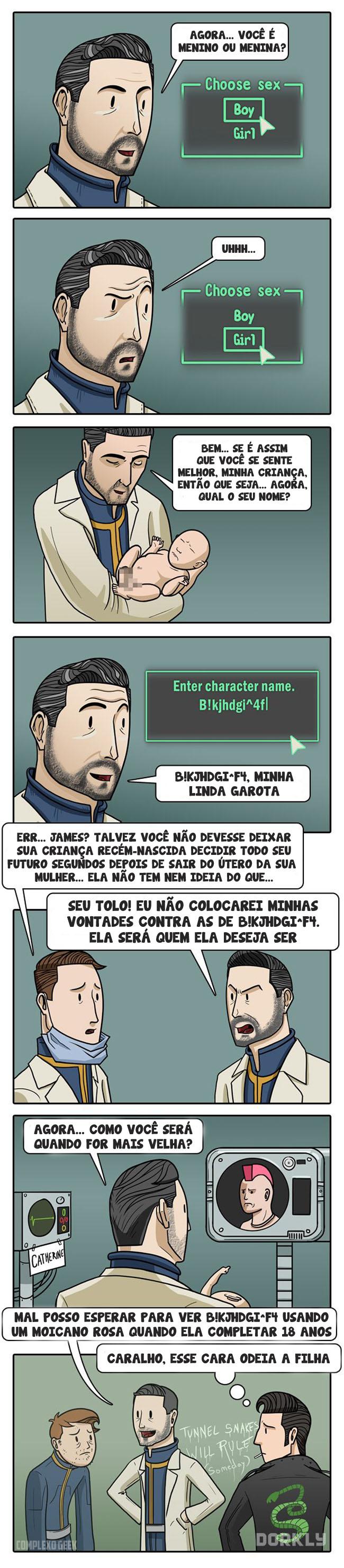 Problema Fallout