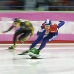 Como tornar uma competição de patinação muito mais interessante