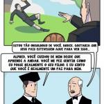 3 Problema de ser o Alfred