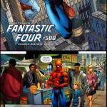 5 homem aranha