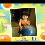 Apenas um pai que realizou o desejo de toda criança, colocou o filho em Dragon Ball Z
