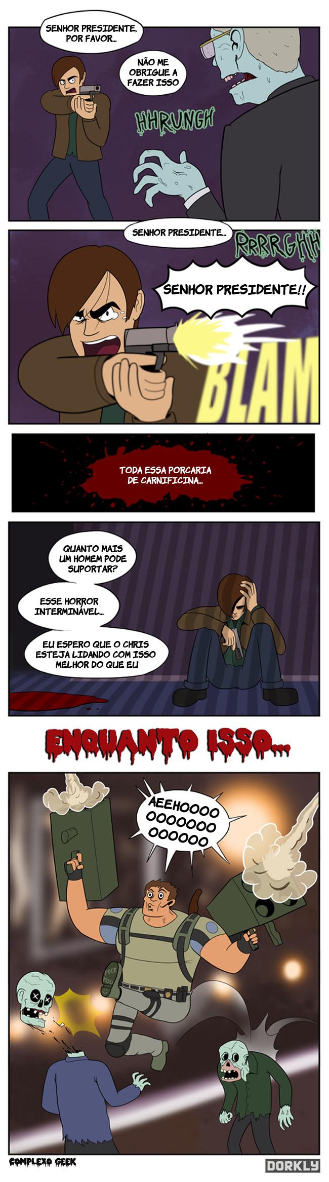 0 Resadent Evil 6