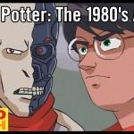 E se Harry Potter fosse um anime dos anos 80