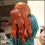 4 cabelo octopus